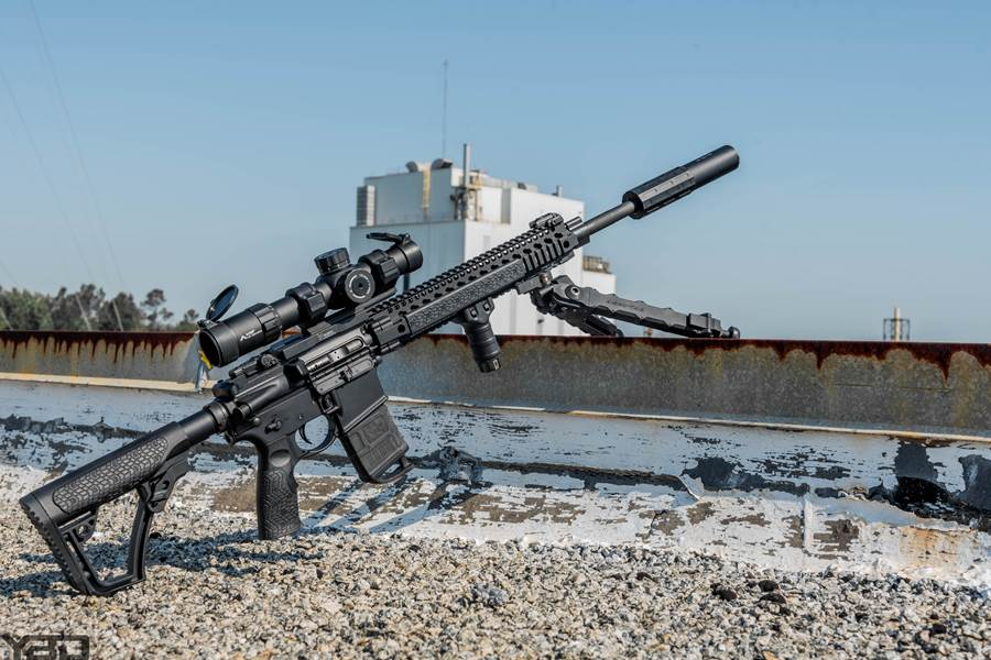 June 2018 Monthly Firearm Photos