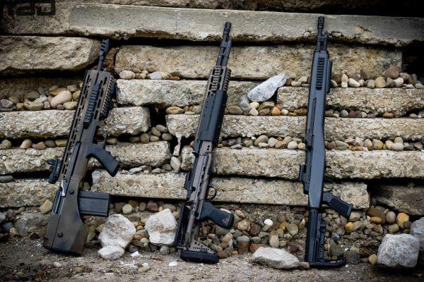 October 2018 Monthly Firearm Photos