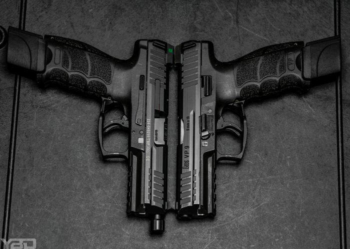 The only thing better than one HK VP9 is two HK VP9s!