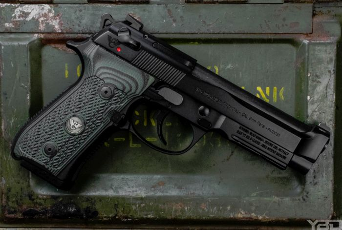 The Wilson Combat Beretta 92G is perfect in every way!
