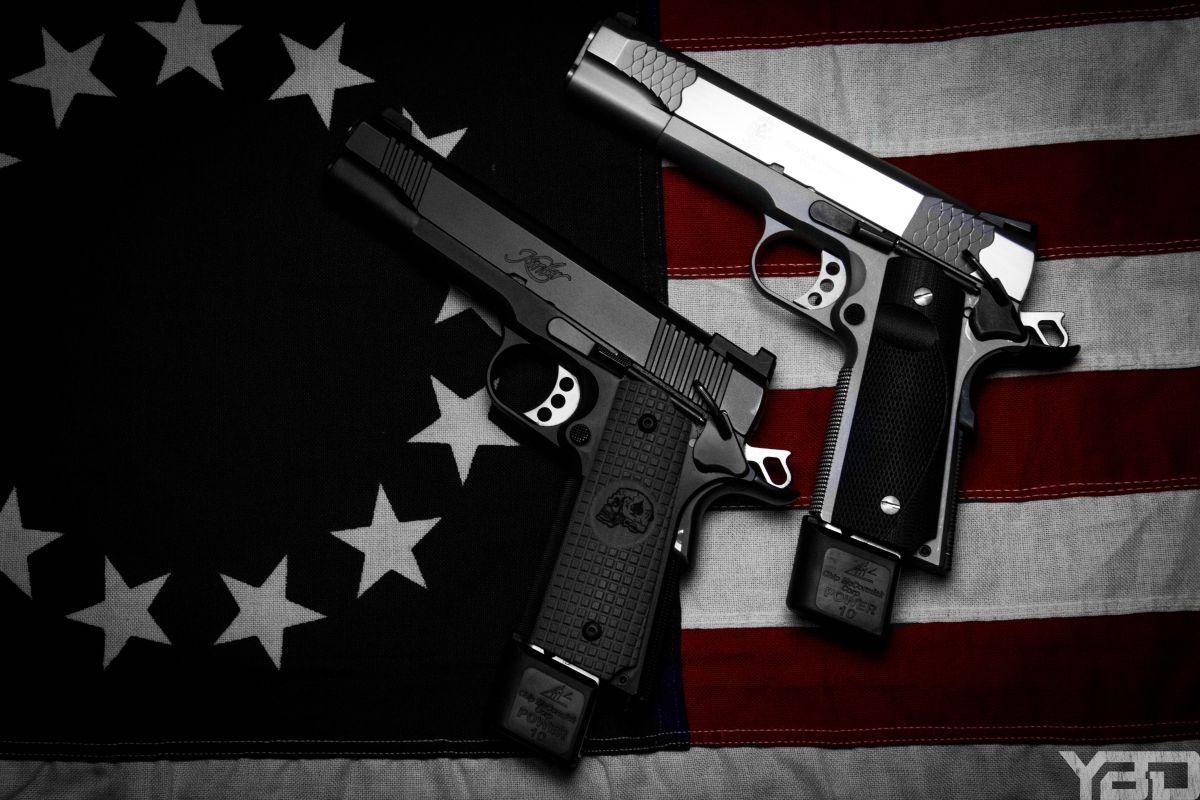 November 2018 Monthly Firearm Photos