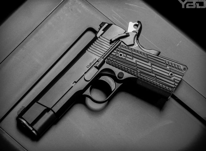 Dan Wesson Valkyrie 1911.