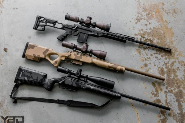 December 2018 Monthly Firearm Photos