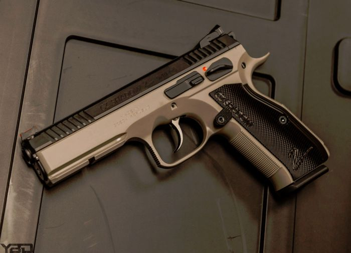 The CZ USA Shadow 2 has one of the best factory triggers I have ever felt.