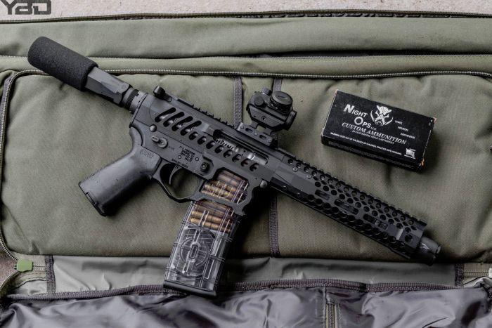 A F1 Firearms 300BLK AR Pistol.