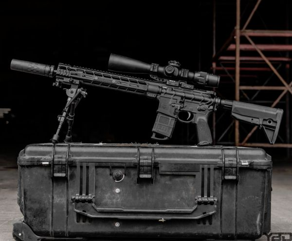 March Monthly Firearm Photos