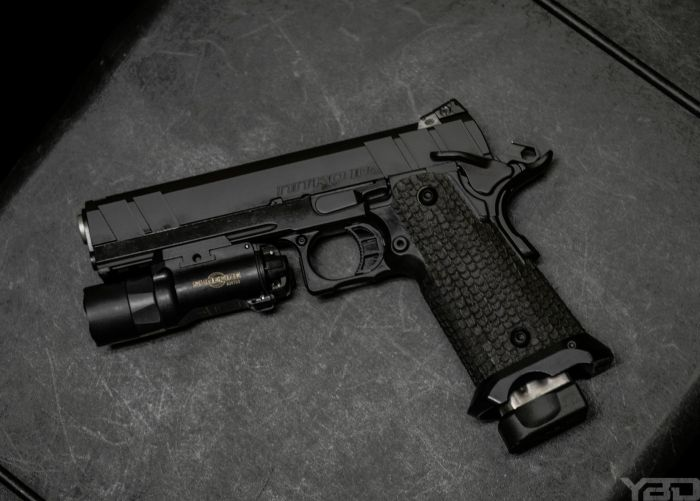The STI NITRO 10 10MM 2011.