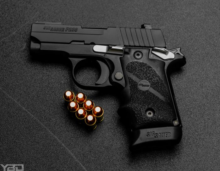 My favorite 380 ACP.  The Sig Sauer P238.