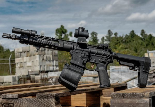 April Monthly Firearm Photos