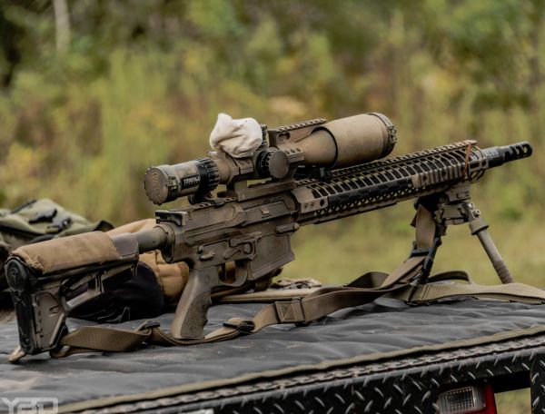 July Monthly Firearm Photos