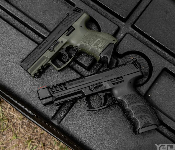 Big Brother (HK VP9L) and Little Brother (VP9SK).