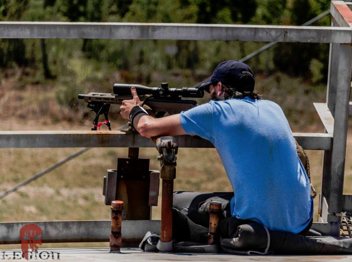 VuDoo Rimfire Match at GTI August 2019