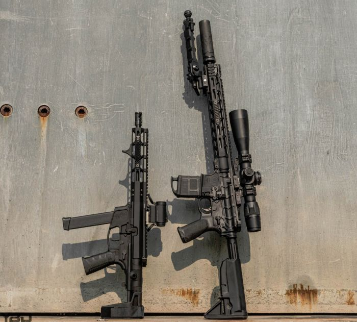 PWS PCC-9 and MK114 MOD-2 ready for action.