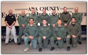 Ada Metro SWAT Team