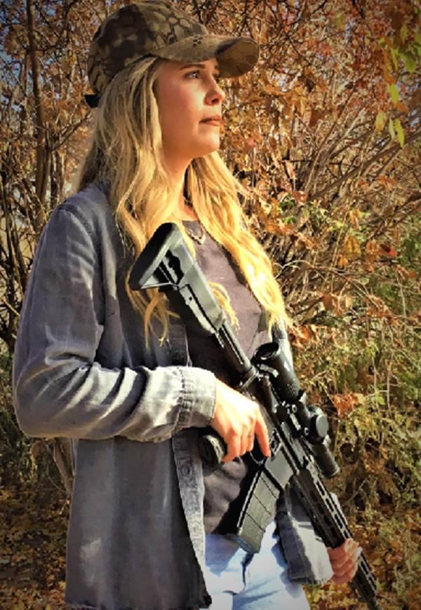 Brogan Davis GTI Girl