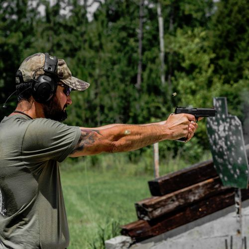 Allen Ford - Tactical Instructor