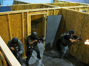 Close Quarters Battle (CQB) Course