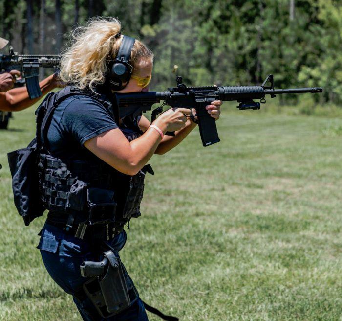 Women of Law Enforcement.