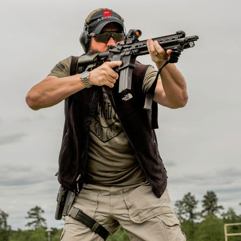 JT Timmons GTI Legion Director and Range Master