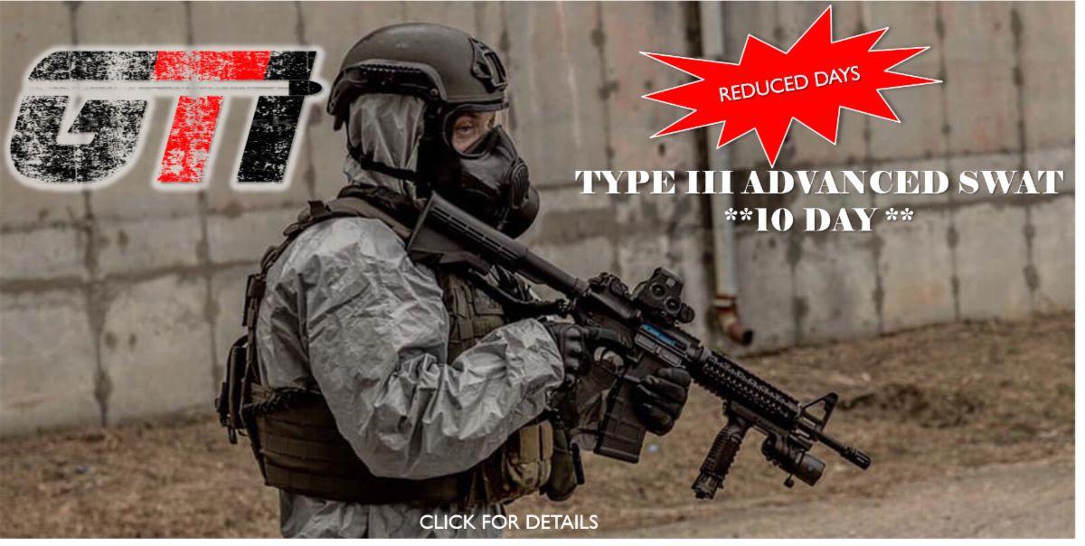 DHS Advanced SWAT Training