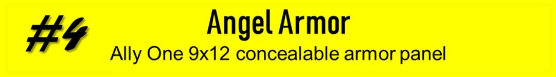 Angel Armor Promotion