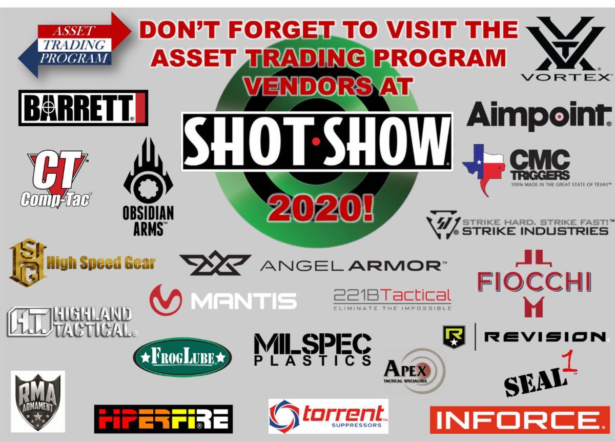 ATP SHOT SHOW Vendors