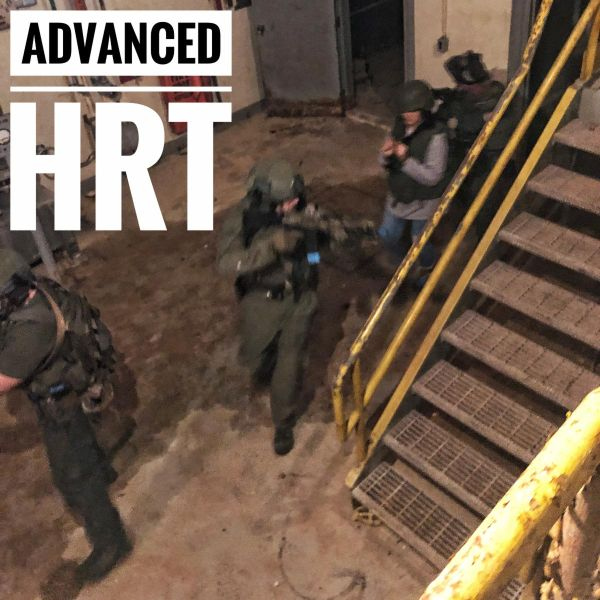 Advanced Hostage Rescue Tactics