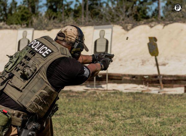 Law Enforcement Firearms