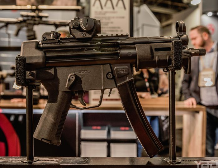 Magpul announced that they will be starting to make MP5 and CZ Scorpion accessories.