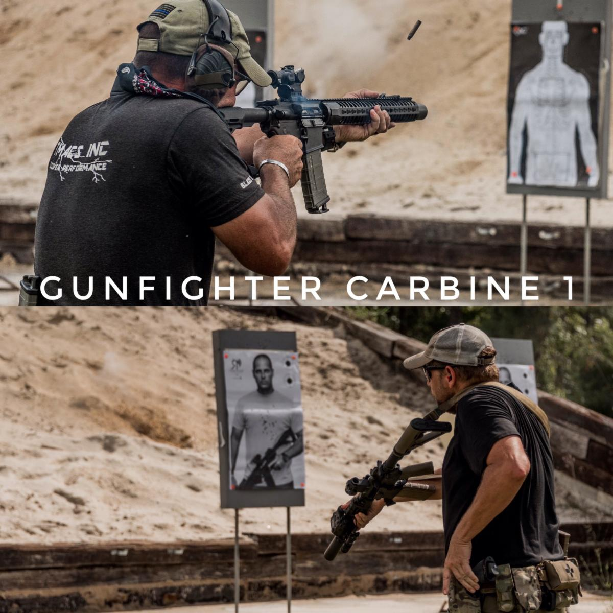 Gunfighter Carbine Training Phase 1
