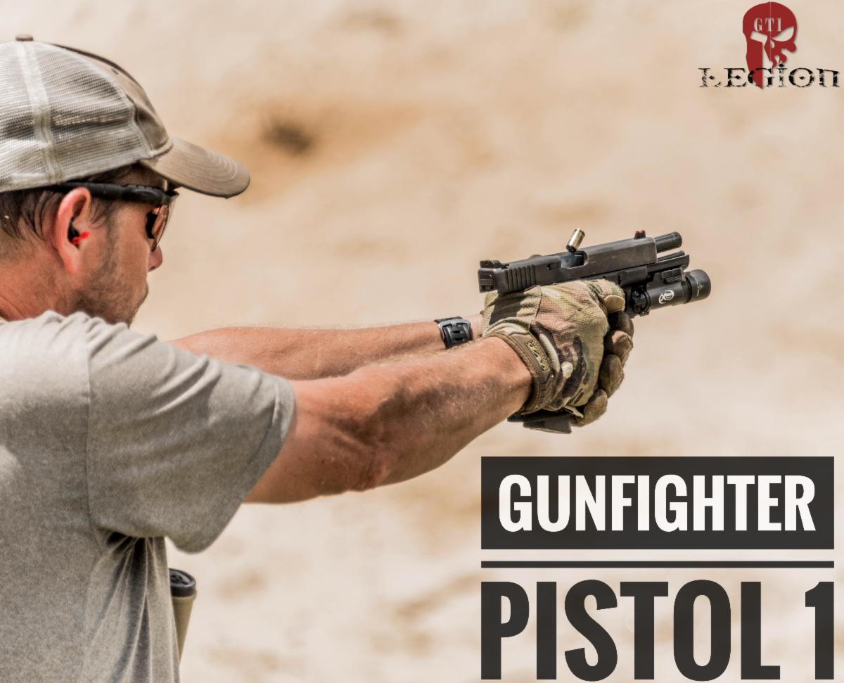 Gunfighter Pistol Training Phase 1