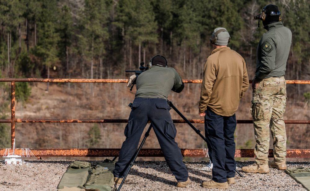 NEST Advanced Sniper Training