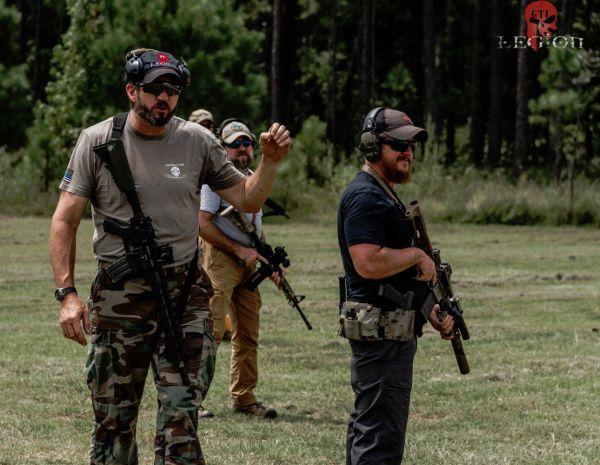 GTI Legion Gunfighter Carbine Phase 1 Training