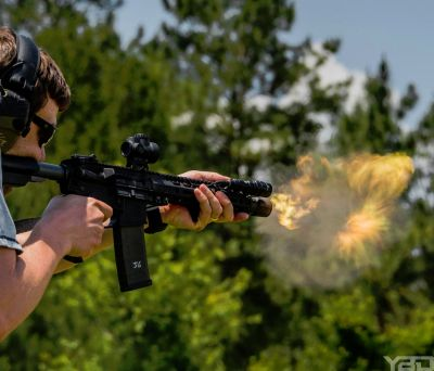 GTI Legion Gunfighter Carbine Phase 1 Training