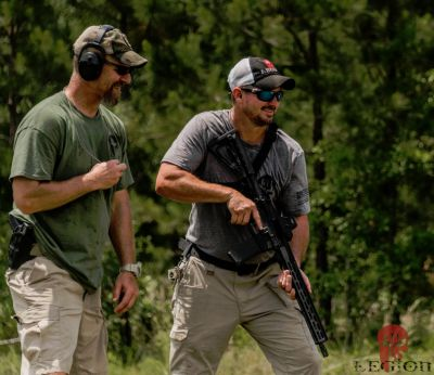GTI Legion Gunfighter Carbine Phase 2 Training