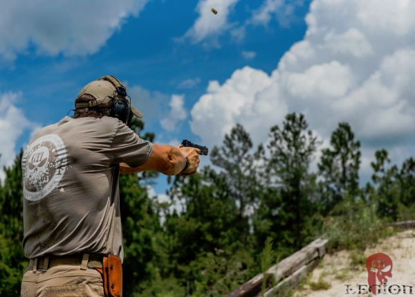 GTI Legion Gunfighter Pistol Phase 1 Training