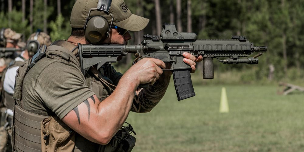Tactical Carbine Training