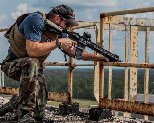 GTI Legion Program Long Range Shooting