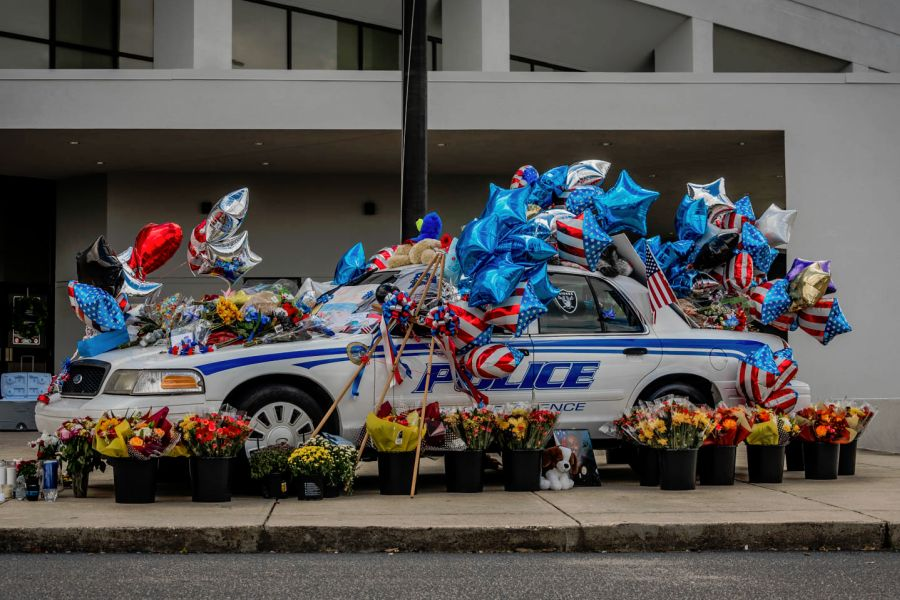 SGT Terrence F. Carraway Memorialized Car