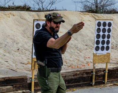 JT Timmons Firearms Instructor