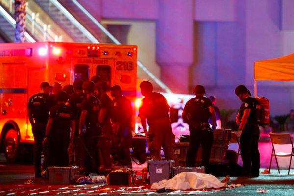 Las Vegas Shooting, October 1st, 2017