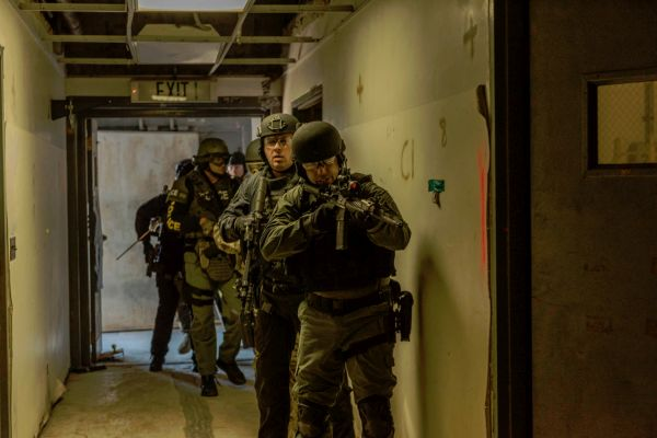 Basic SWAT Training In The Stack