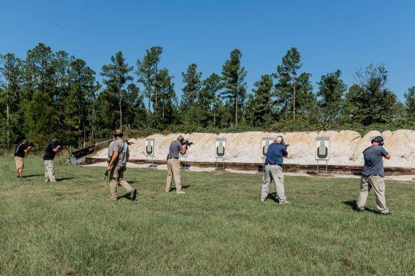 GTI Legion Training Gunfighter Carbine Phase 1