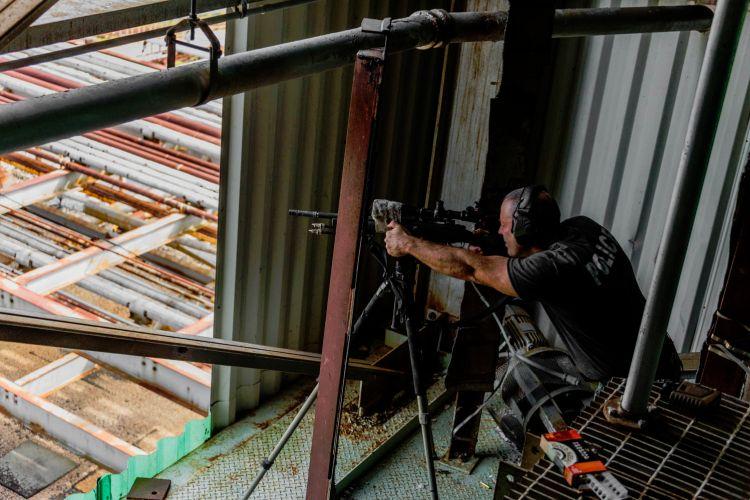 Advanced Sniper Training