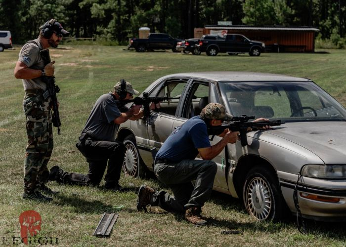 GTI Legion Program Gunfighter Carbine Phase 1 Training
