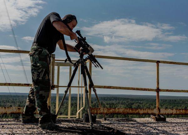 Basic Sniper Training