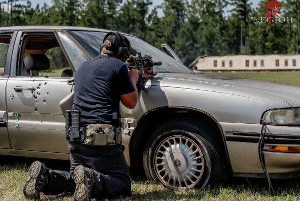 GTI Legion Program Gunfighter Carbine Phase 2 Training