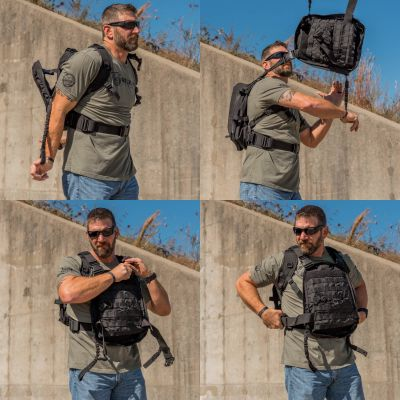 Generation III Wraith Tactical CARR Pack