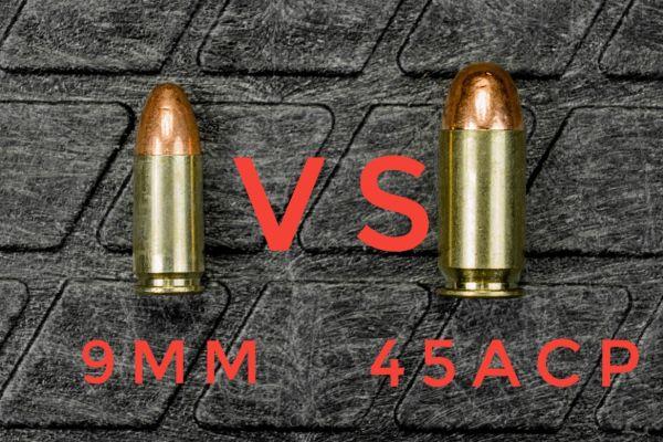 The Great Debate 9MM vs 45ACP