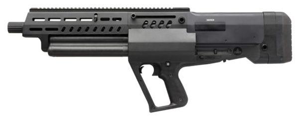 IWI's TS12 Semi-Auto Bullpup Shotgun